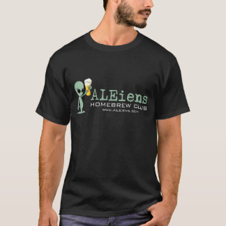 ALEiens Homebrew Club Dark T-Shirts