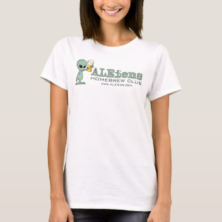 ALEiens Ladies Spaghetti Top (Fitted)