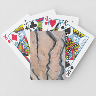 Aleppo pine bicycle playing cards