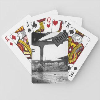 Alert for enemy movement, Pfc_War Image Poker Deck