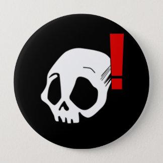 Alert Skull Button