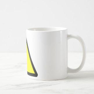Alerta Classic White Coffee Mug
