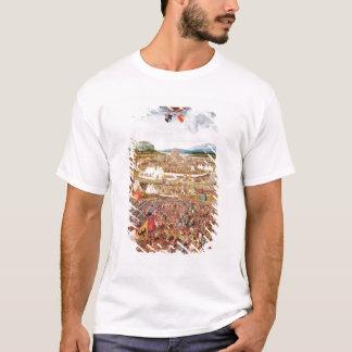 Alesia Besieged by Julius Caesar T-Shirt
