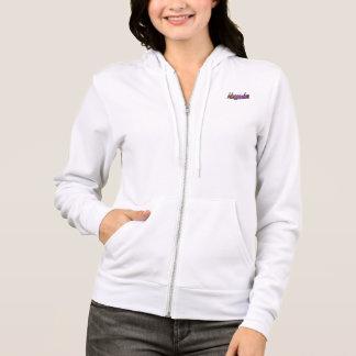 Alessandra long sleeve apparel hoodie