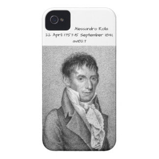 Alessandro Rolla before 1827 Case-Mate iPhone 4 Case