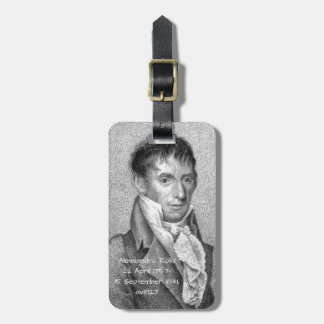 Alessandro Rolla before 1827 Luggage Tag