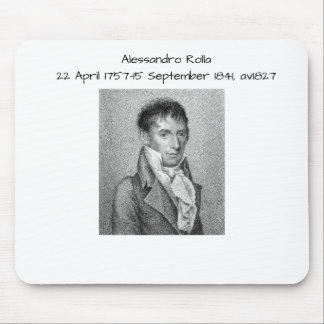 Alessandro Rolla before 1827 Mouse Pad