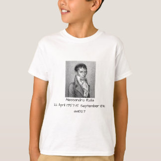 Alessandro Rolla before 1827 T-Shirt