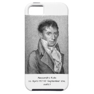 Alessandro Rolla before 1827 Tough iPhone 5 Case