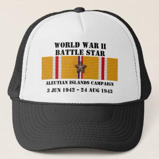 Aleutian Islands Campaign Trucker Hat