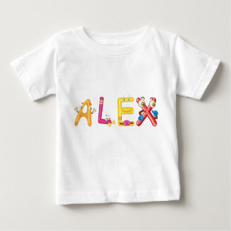 Alex Baby T-Shirt