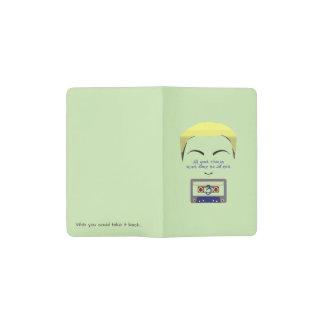 Alex pocket notebook