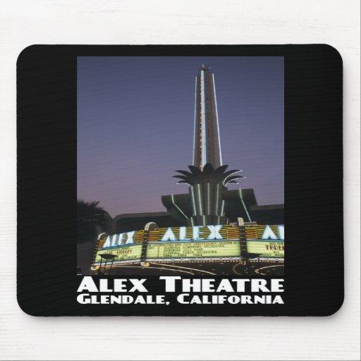 Alex Theatre, Glendale Mousepad