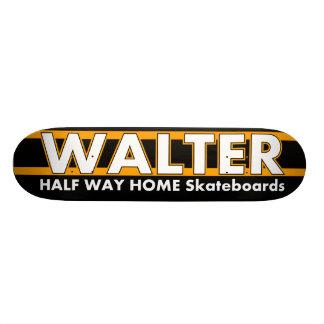 Alex Walter Pro Model 21.6 Cm Old School Skateboard Deck