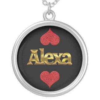 Alexa necklace