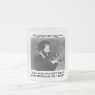 Alexander Bell Funny Mug