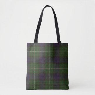 Alexander Clan Tartan Tote Bag