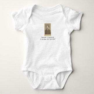 Alexander_Dreyschock-1 Baby Bodysuit