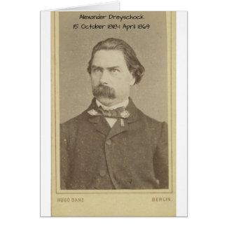 Alexander Dreyschock Card