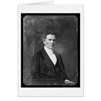Alexander Duff Daguerreotype 1854 Card