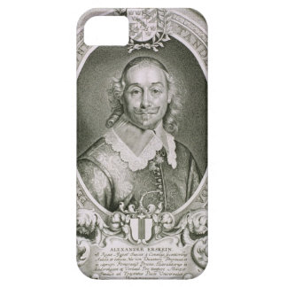 Alexander Erskein (d.1656) from 'Portraits des Hom iPhone 5 Covers