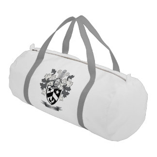 Alexander Family Crest Coat of Arms Gym Bag