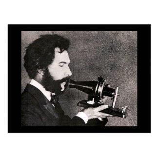 Alexander Graham Bell Postcard