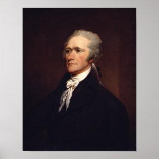 Alexander Hamilton by John Trumbull Poster