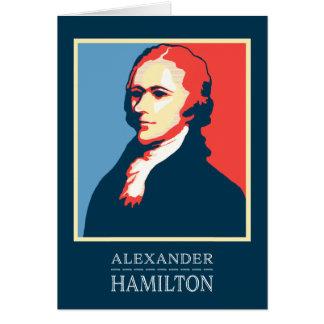 Alexander Hamilton Forgives You for Your Mistake Card