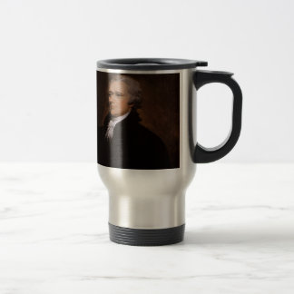 Alexander Hamilton Gifts Travel Mug