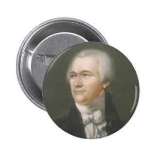 Alexander Hamilton small button
