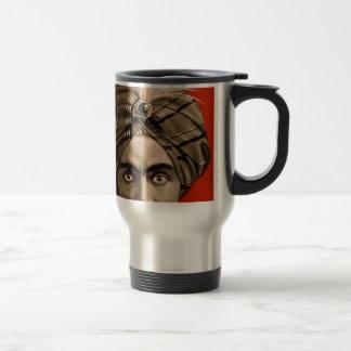 Alexander Knows Travel Mug
