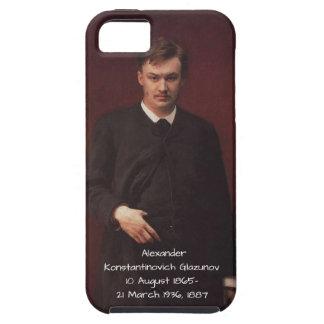 Alexander Konstamtinovich Glazunov 1887 Tough iPhone 5 Case