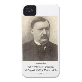 Alexander Konstamtinovich Glazunov c1913 Case-Mate iPhone 4 Case