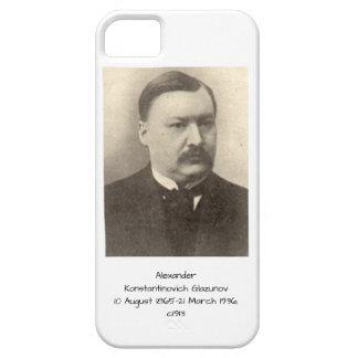 Alexander Konstamtinovich Glazunov c1913 iPhone 5 Case