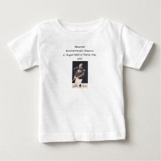 Alexander Konstantinovich Glazunov 1899 Baby T-Shirt