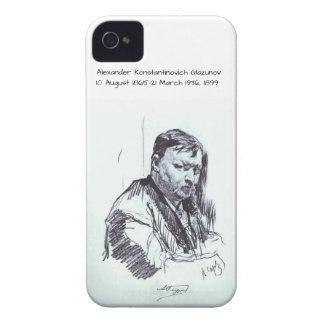 Alexander Konstantinovich Glazunov 1899 Case-Mate iPhone 4 Case