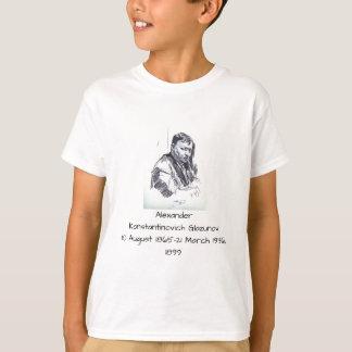 Alexander Konstantinovich Glazunov 1899 T-Shirt