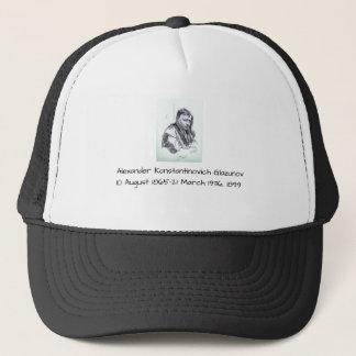 Alexander Konstantinovich Glazunov 1899 Trucker Hat