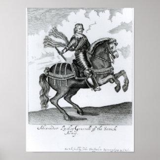 Alexander Leslie  1st Earl of Leven Poster