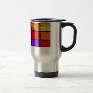 ALEXANDER (male names) Travel Mug