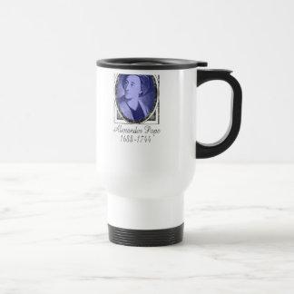 Alexander Pope Travel Mug