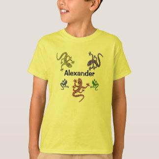 Alexander Salamander T-Shirt