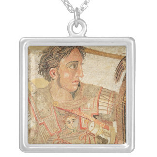 Alexander the Great  from 'The Alexander Silver Plated Necklace