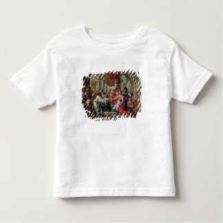 Alexander the Great in the Temple of Jerusalem T Shirts
