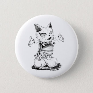 "AlexanderⅢ ""Troupe Camelot"" (arekusandorosu Daio 6 Cm Round Badge"
