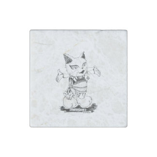 "AlexanderⅢ ""Troupe Camelot"" (arekusandorosu Daio Stone Magnet"