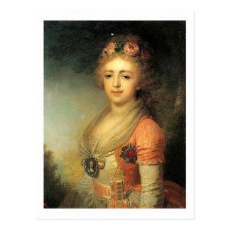 Alexandra Pavlovna Romanova Postcard