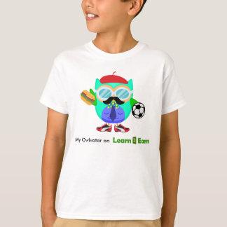Alexandre's Owlvatar T-Shirt