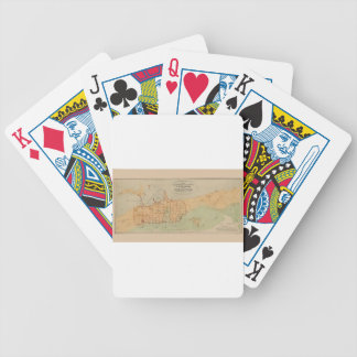 alexandria1866 bicycle playing cards